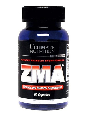 Ultimate Nutrition Zma 90 капсул
