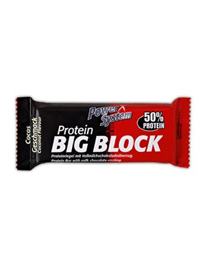 Power System Protein Bar Big Block 100 г
