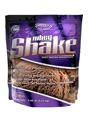 Syntrax Whey Shake 2370g 2270 г