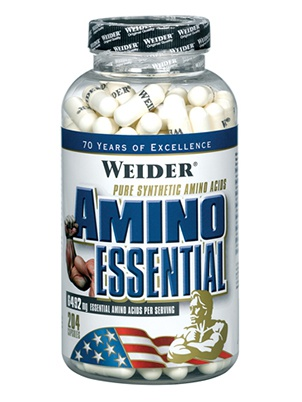 Weider Germany Amino Essential 204 капсулы