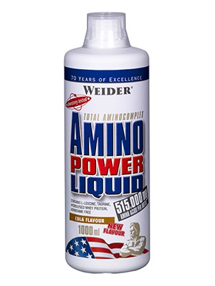 Weider Germany AMINO POWER LIQUID 1000 мл