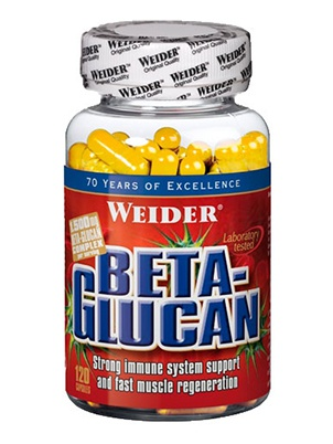 Weider Germany Beta Glucan 120 капсул