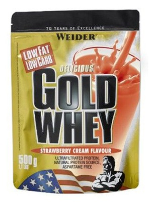 Weider Germany Gold Whey 500g 500 г