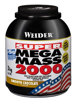 Weider Germany Mega Mass 2000 3000 г