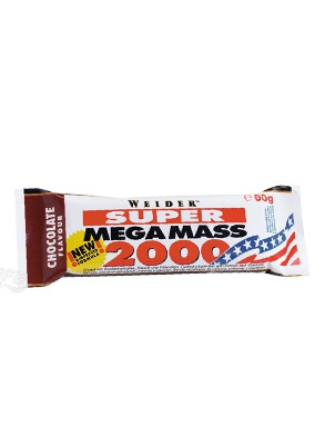 Weider Germany Mega Mass 2000 Bar 60 г