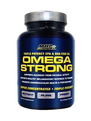 MHP Omega Strong 60 капсул