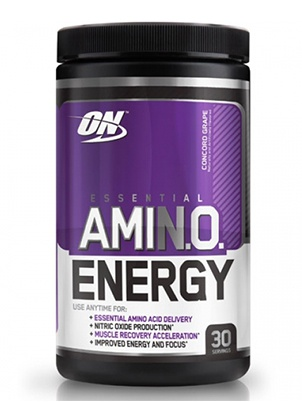 Optimum Nutrition Amino Energy 300g 300 г