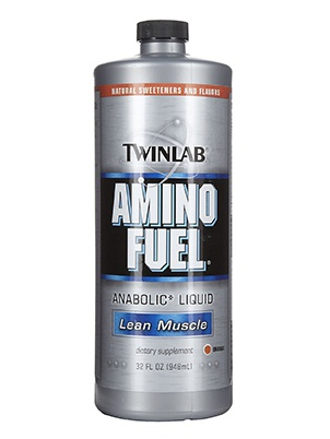 TwinLab Amino Fuel Liquid concentrate 948 мл
