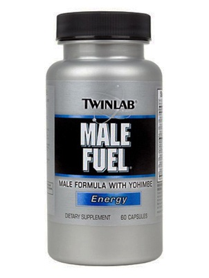 TwinLab Male Fuel  120 капсул
