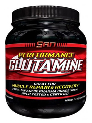 San Nutrition Performance Glutamine  600 г