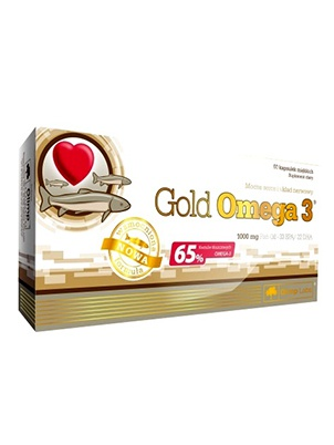 Olimp Nutrition Gold Omega-3 60 капсул