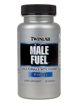 TwinLab Male Fuel  60 капсул