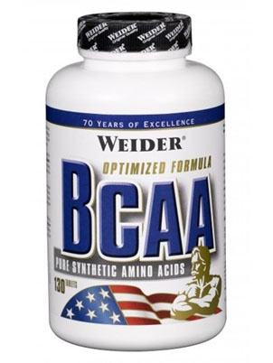 Weider Germany BCAA 130 таблеток