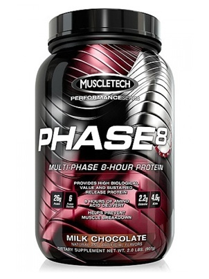 Muscletech Phase 8 Multi Phase  907 г