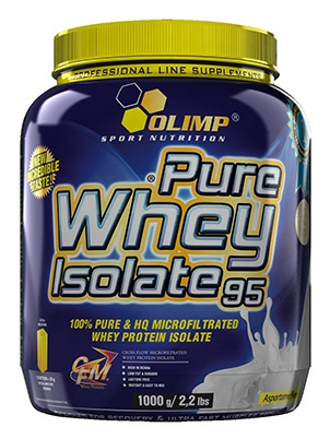 Olimp Nutrition Pure Whay Isolate 95 1000 г