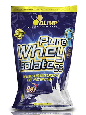 Olimp Nutrition Pure Whay Isolate 95 600 г