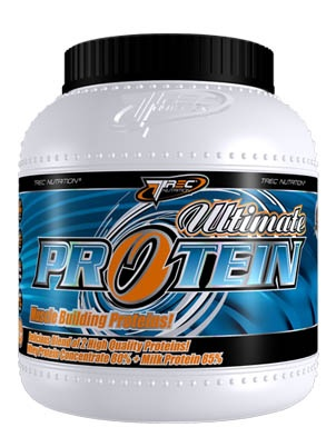 Trec Nutrition Ultimate Protein 750 грамм