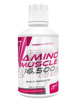Trec Nutrition Amino Muscle 16500 473 мл