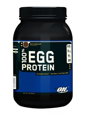 Optimum Nutrition 100% Egg Protein 900 г