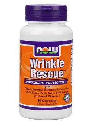 NOW Wrinkle Rescue 60 капсул
