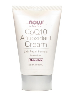NOW C0Q10 Antioxidant Cream 59 мл