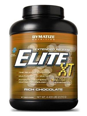 Dymatize Nutrition Elite XT  1800 г