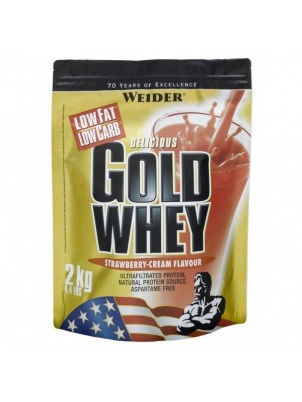 Weider Germany Gold Whey Protein 2000 грамм
