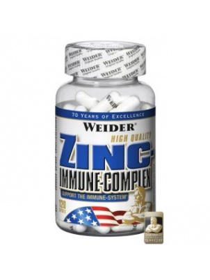 Weider Germany Zink Immune-Complex 120 капс.
