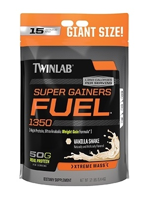 TwinLab Super Gainers Fuel Pro 5400 гр