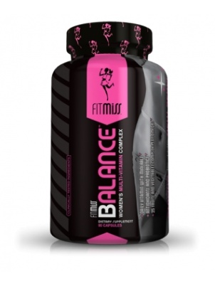 Muscle Pharm Fitmiss Balance 90 капсул
