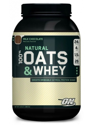 Optimum Nutrition 100% Oats & Whey  1363 г