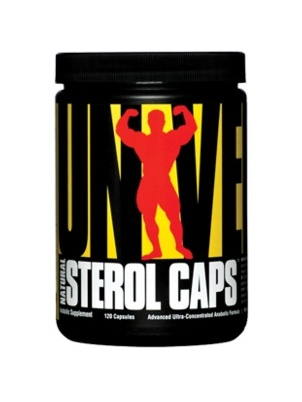 Universal Nutrition Natural Sterol Caps  180 таблеток
