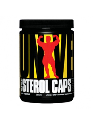 Universal Nutrition Natural Sterol Caps  120 капс.