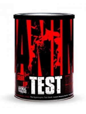 Universal Nutrition Animal Test  21 пак