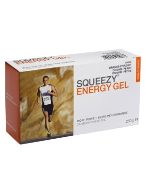 Squeezy Sports Nutrition Energy Gel  12 по 33 грамма