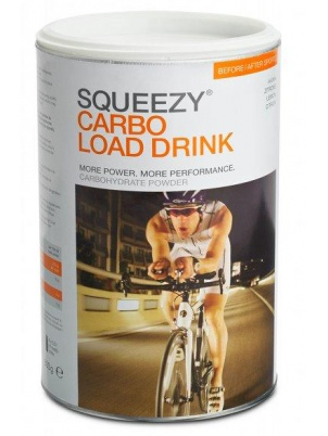 Squeezy Sports Nutrition Carbo Load Drink  500 грамм