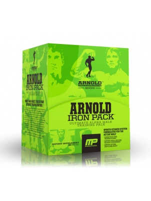 Muscle Pharm Arnold Iron Pack 30 пакетиков