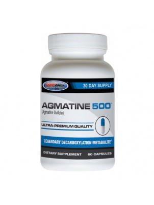 USPLabs Agmatine  60 капсул