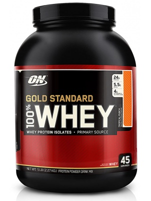 Optimum Nutrition 100% Whey protein Gold standard 1500 г