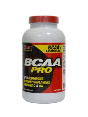 San Nutrition Bcaa-Pro 300 капсул