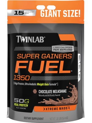 TwinLab Super Gainers Fuel Pro 4700 г