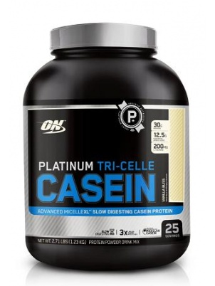 Optimum Nutrition Platinum TRI-Celle Casein 1080 грамм