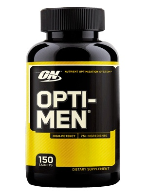 Optimum Nutrition Opti-Men 150 таблеток