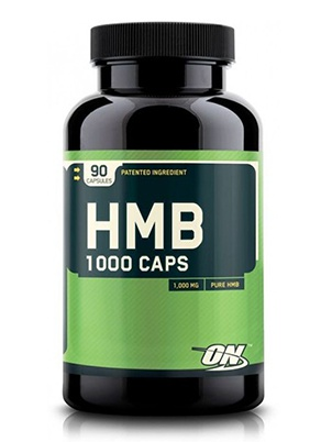 Optimum Nutrition HMB 1000 90 капсул