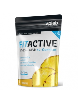 VP  Laboratory FitActive + L-Carnitine 500г