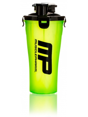 Muscle Pharm Dual Shaker Bottle 900 мл (2 отсека)