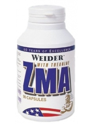 Weider Germany ZMA 90 капсул