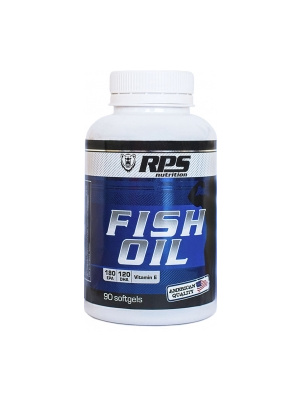 RPS Nutrition Fish Oil 90 капс