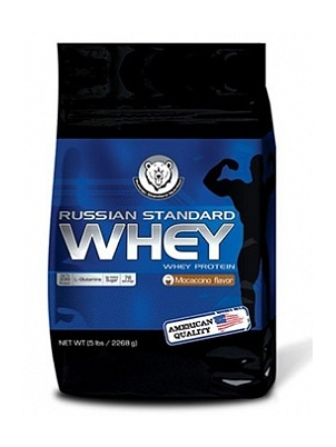 RPS Nutrition Whey Protein 2268 г
