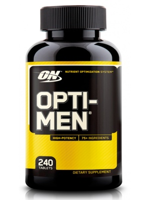 Optimum Nutrition Opti-Men 240 таблеток